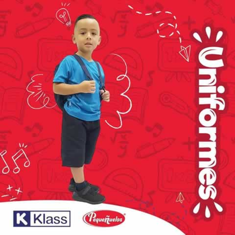 Uniformes kinder y maternal Klass